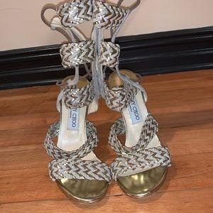Jimmy Choo Gladiator Heels
